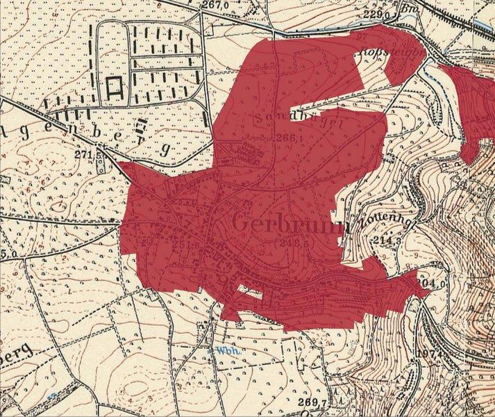 Innenentwicklungskonzept der Gemeinde Gerbrunn