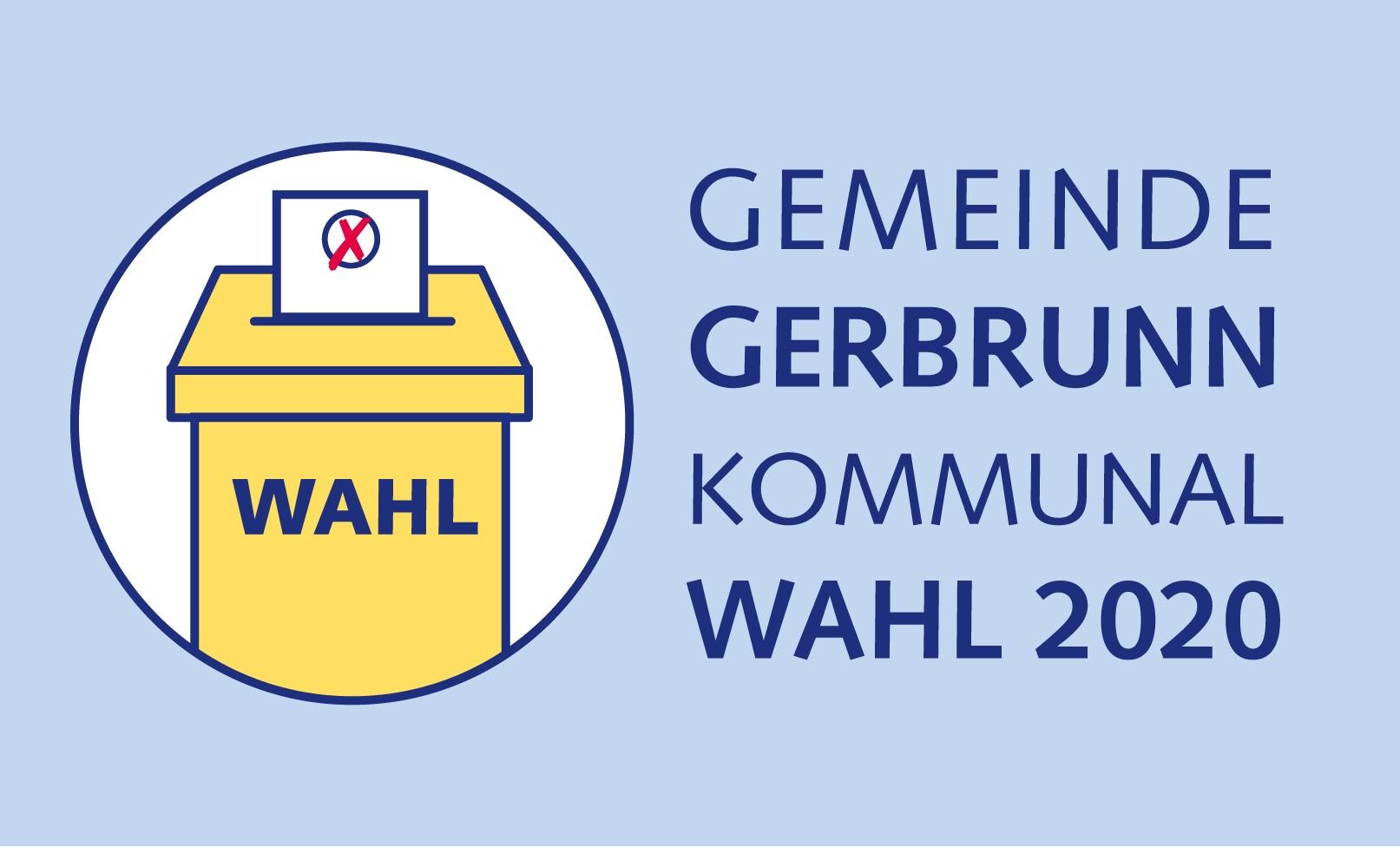 Kommunalwahl am 15. März 2020